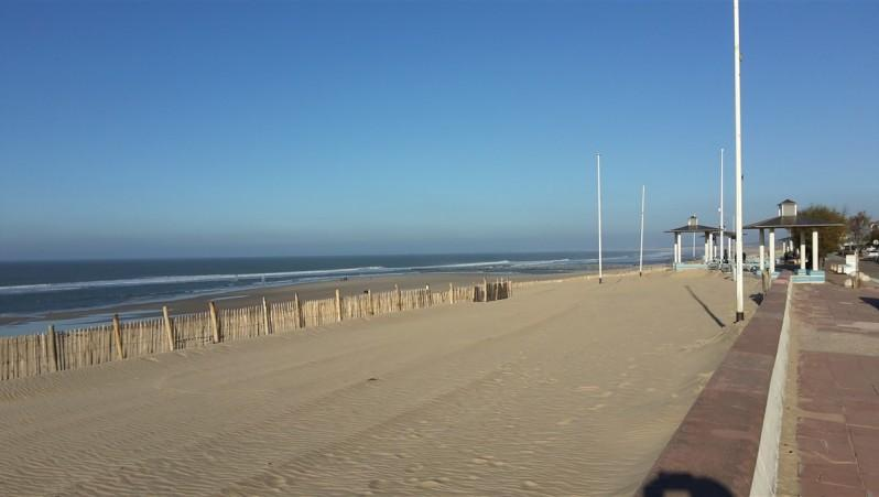 Wind report Soulac sur Mer - France (33) 2014-11-30 15:00:00
