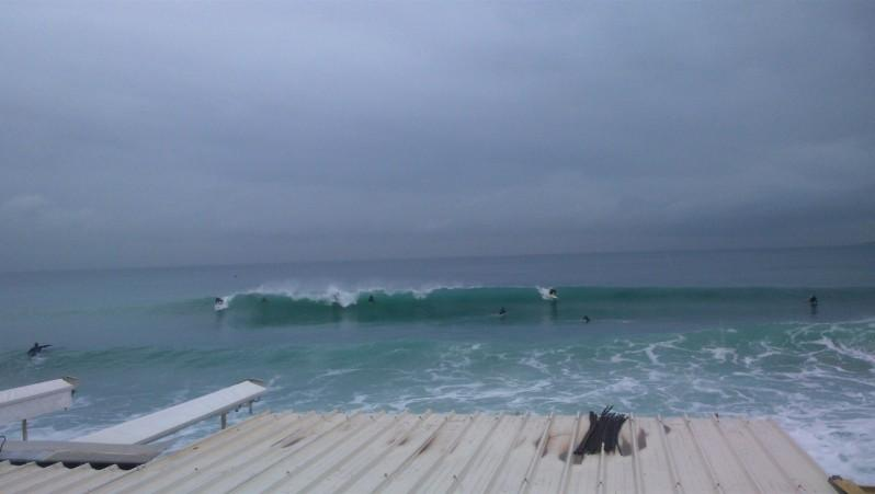 Surf report Cannes - Palm Beach - France (06) 2014-12-01 11:00:00