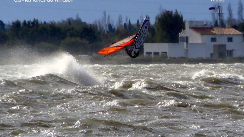 wind report Le Barcarès - Cap Coudalère  - France (66) 2014-12-06 12:00:00