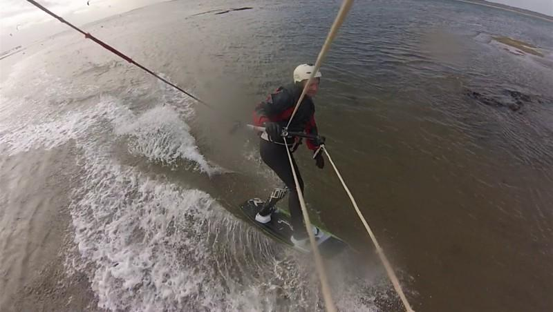 Wind report Arcachon - Les Arbousiers - France (33) 2014-12-08 12:00:00