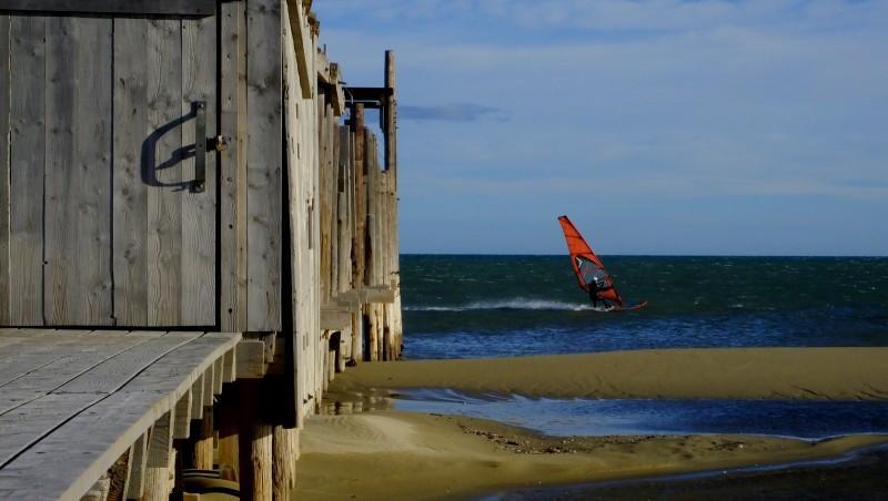 Surf report Leucate - La Franqui - France (11) 2014-12-10 12:00:00