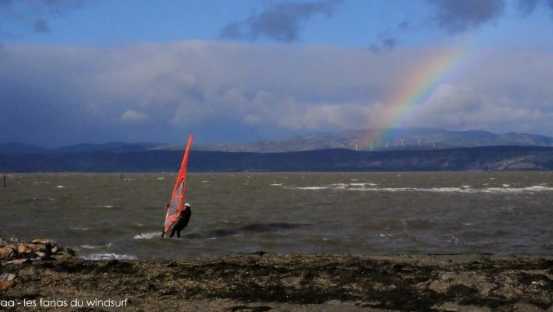 Wind report Le Barcarès - Cap Coudalère  - France (66) 2014-12-11 12:00:00