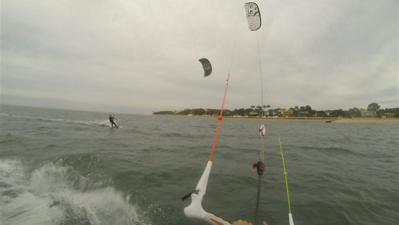 Wind report Pyla-sur-Mer - France (33) 2014-12-12 14:00:00
