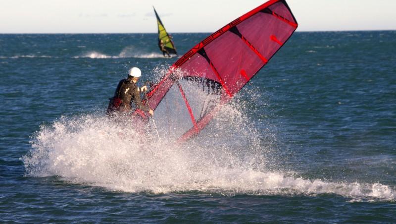 Wind report Leucate - La Franqui - France (11) 2014-12-20 12:00:00
