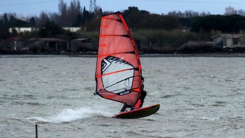 Wind report Le Barcarès - Cap Coudalère  - France (66) 2014-12-27 12:00:00