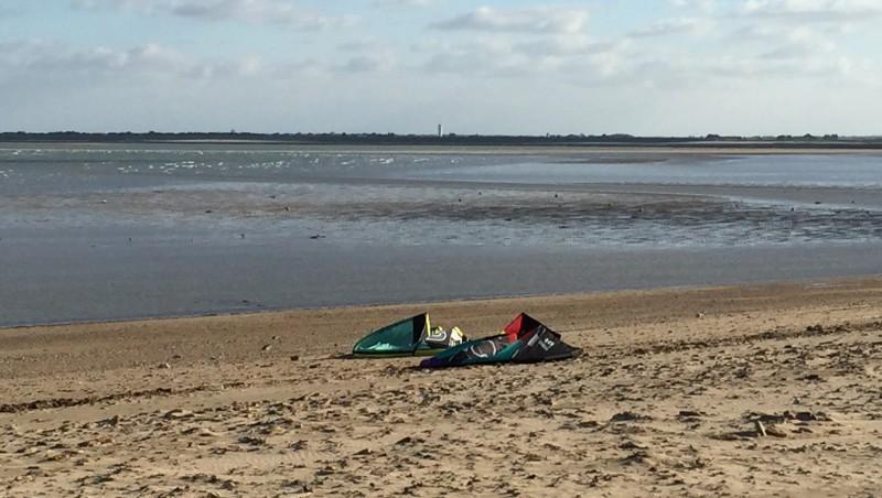 Wind report La loge - France (17) 2014-12-28 14:00:00