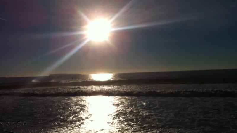 Surf report Mandelieu - l'Aérospatiale - France (06) 2015-02-23 08:55:00