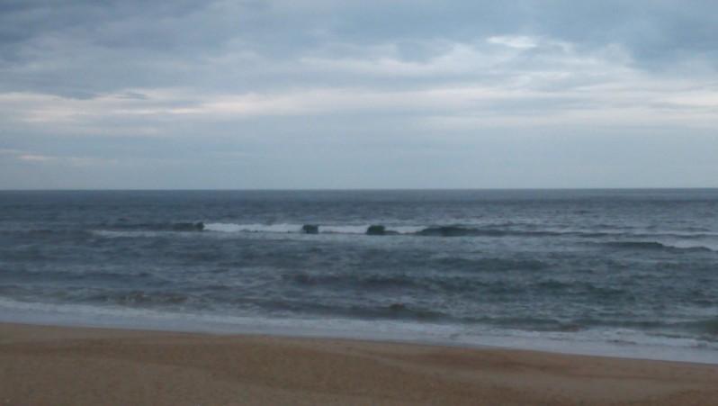 Surf report Vieux Boucau - France (40) 2015-05-03 08:30:00