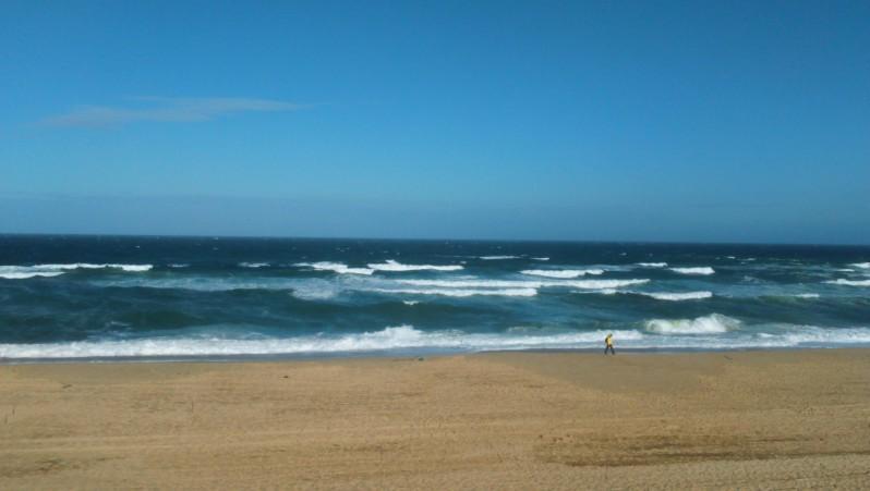 Surf report Soustons Plage - France (40) 2015-05-08 09:10:00