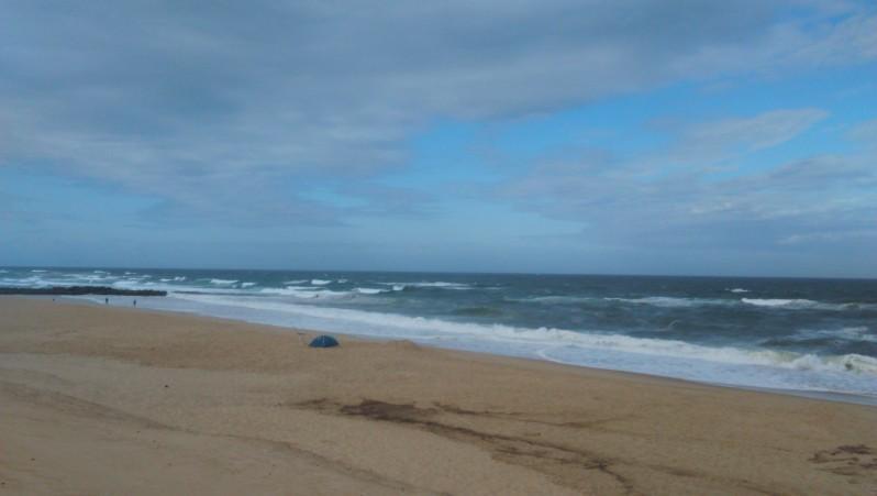 Surf report Vieux Boucau - France (40) 2015-05-08 09:45:00