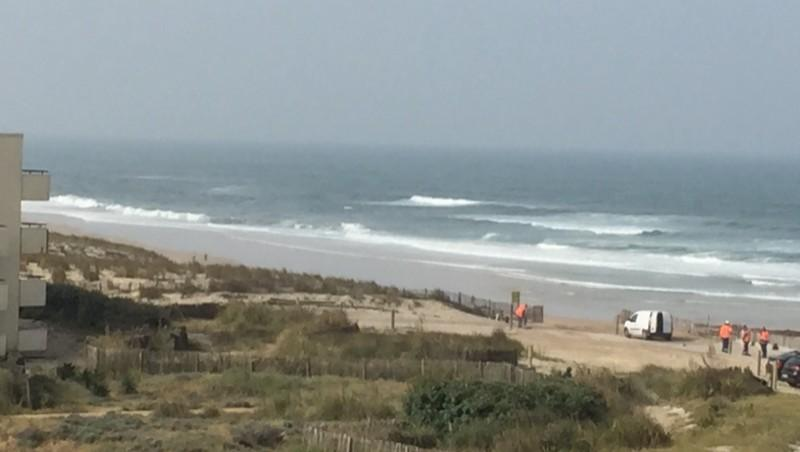 Surf report Lacanau Océan - La Sud - France (33) 2015-05-13 09:55:00