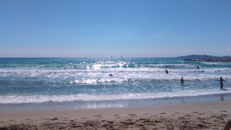 Surf report Le Prado - France (13) 2015-05-22 16:30:00