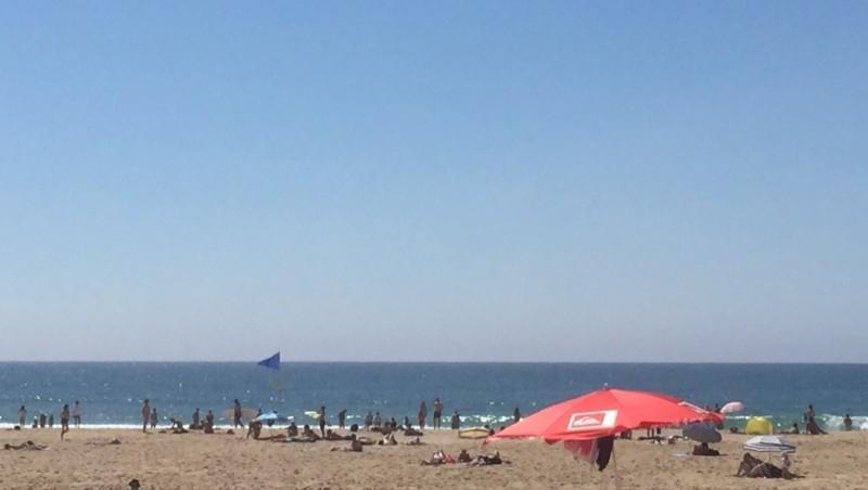 Surf report Lacanau Océan - La Sud - France (33) 2015-06-21 16:35:00