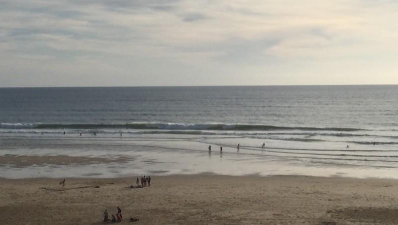 Surf report Biscarrosse Plage - France (40) 2015-07-12 20:29:00