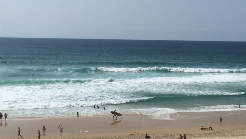 Surf report Biscarrosse Plage - France (40) 2015-07-13 16:00:00