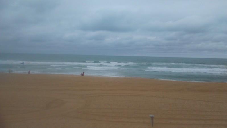 Surf report Vieux Boucau - France (40) 2015-07-29 12:30:00
