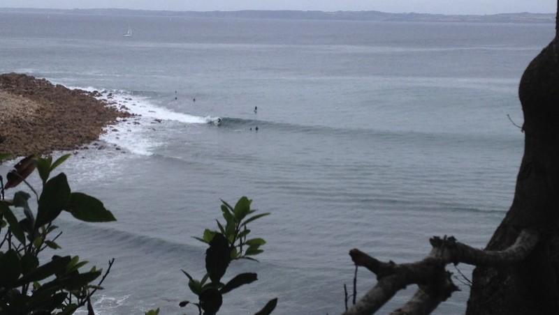 Surf report Blancs Sablons - France (29) 2015-08-04 17:35:00