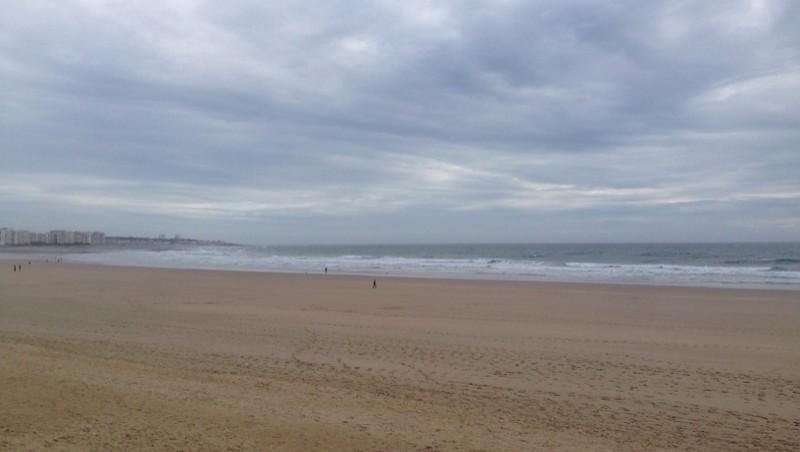 Surf report Les Sables-d'Olonne - Grands Cheveaux - France (85) 2015-10-05 16:35:00