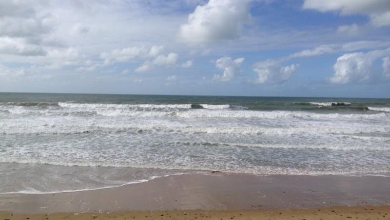 Surf report Les Sables-d'Olonne -  Le Tanchet - France (85) 2015-10-07 13:00:00