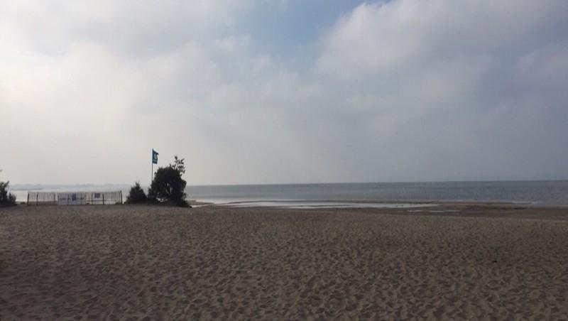 Surf report Hourtin port - France (33) 2015-10-13 11:32:00