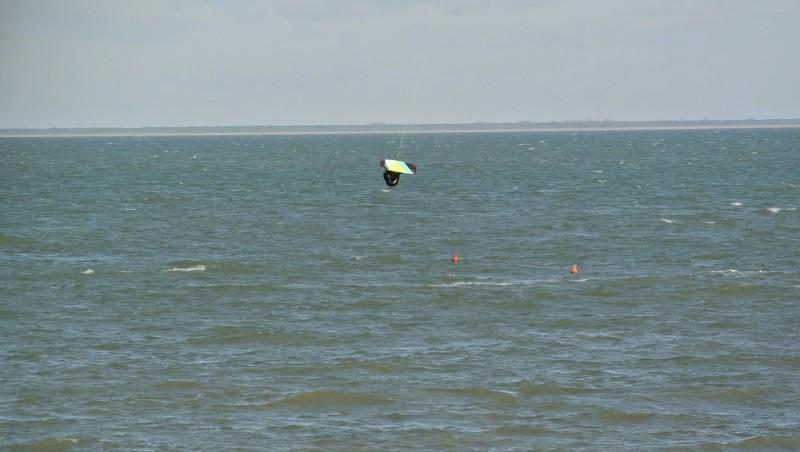 Wind report La loge - France (17) 2015-01-23 14:00:00