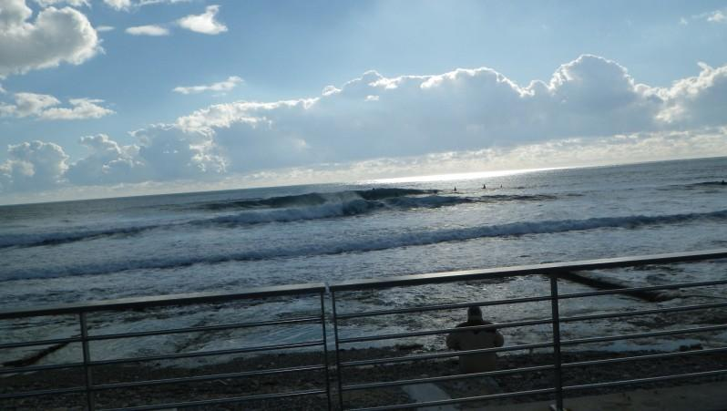 Surf report Sausset-les-Pins - L'Hermitage - France (13) 2015-01-31 15:00:00