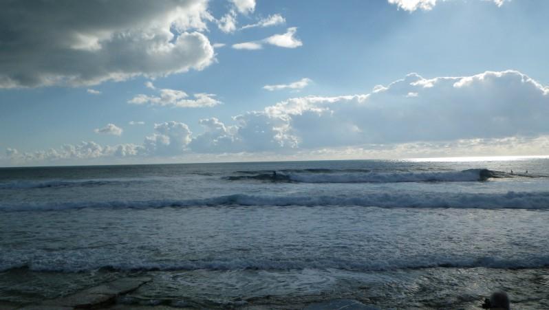 Surf report Sausset-les-Pins - L'Hermitage - France (13) 2015-01-31 15:00:00