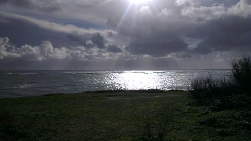 Wind report Grignon - France (17) 2015-01-31 14:00:00