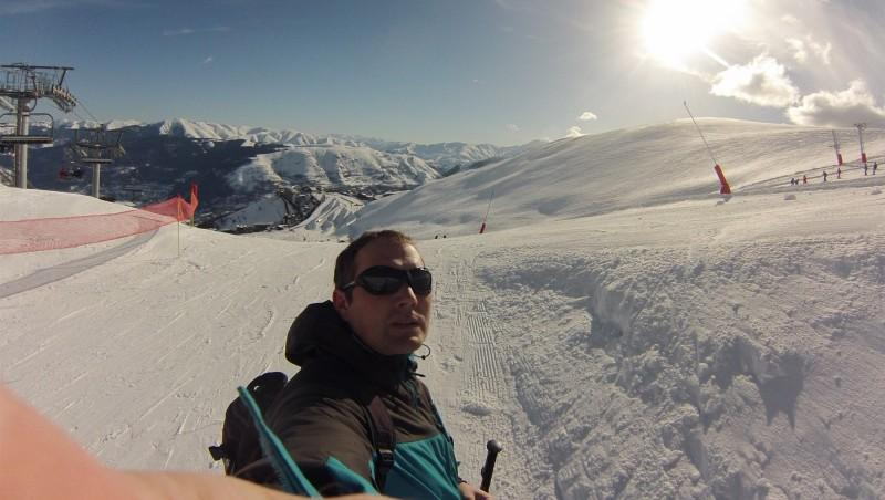 snow report Saint Lary Soulan - France (65) 2015-02-13 10:00:00
