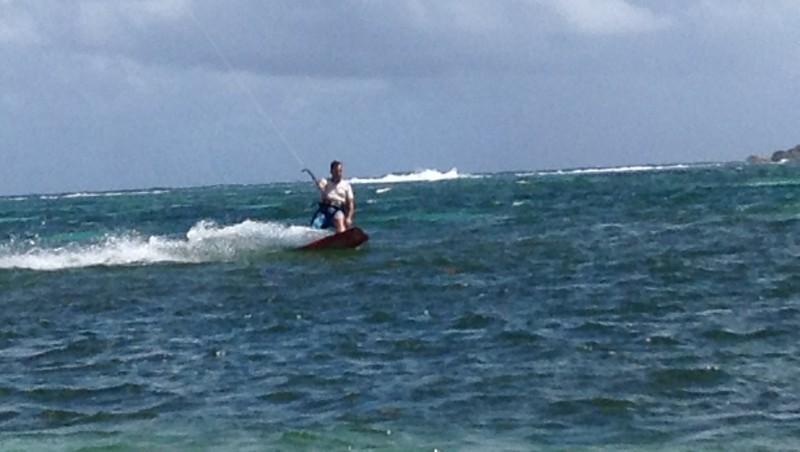 Wind report Cap Chevalier - Martinique (MQ) 2015-02-20 09:00:00