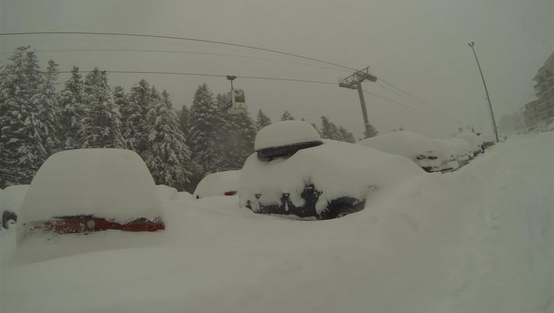 Snow report Ax 3 Domaines - France (09) 2015-02-24 10:00:00