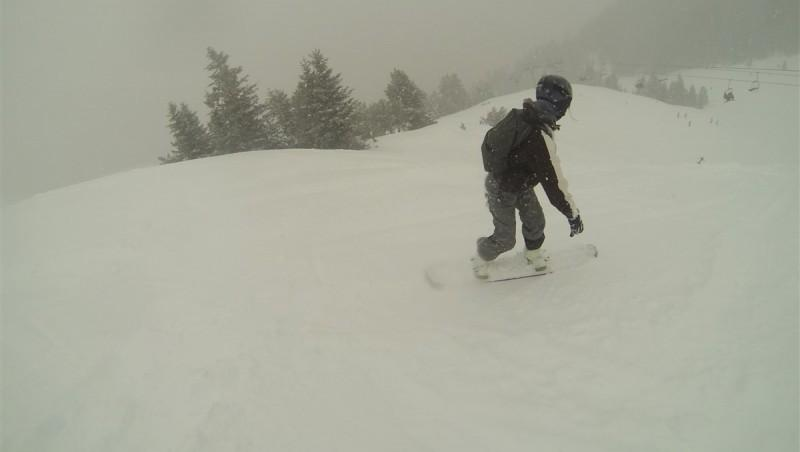Snow report Ax 3 Domaines - France (09) 2015-02-25 10:00:00