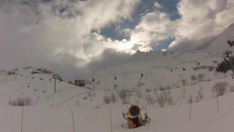 Snow report Mont-Dore - France (63) 2015-02-27 12:00:00