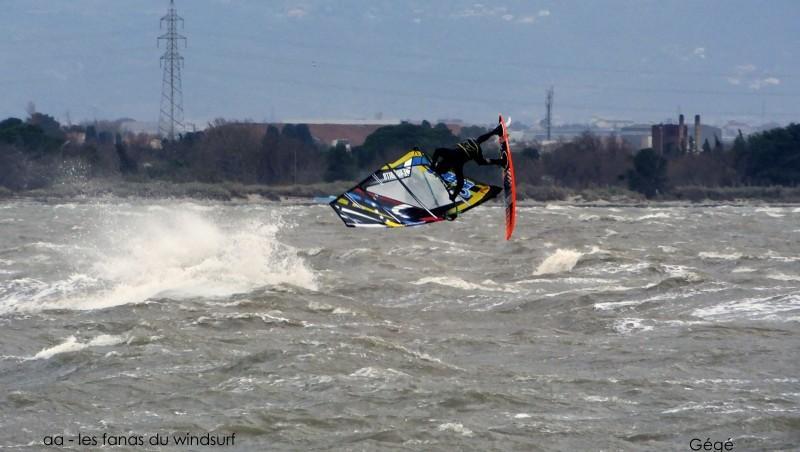 Wind report Le Barcarès - Cap Coudalère  - France (66) 2015-03-04 12:00:00