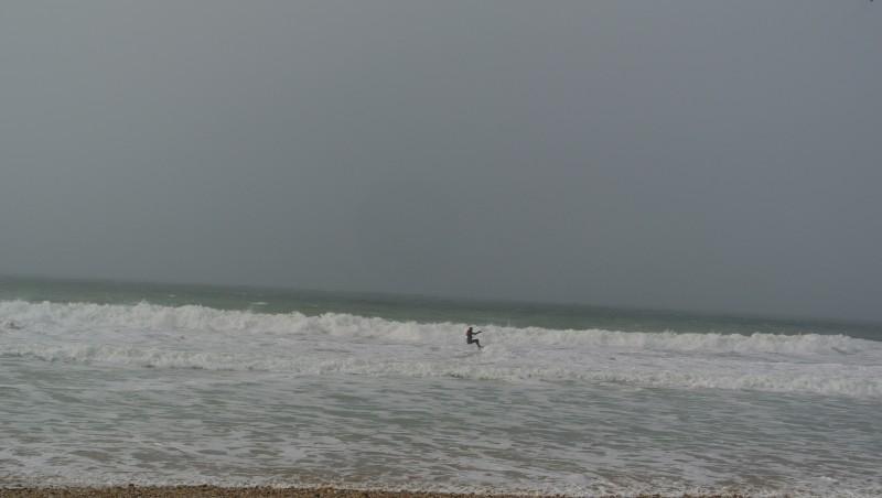 Wind report Le Lizay - France (17) 2015-03-08 16:00:00