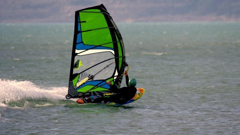 Wind report Leucate - La Franqui - France (11) 2015-03-09 12:00:00