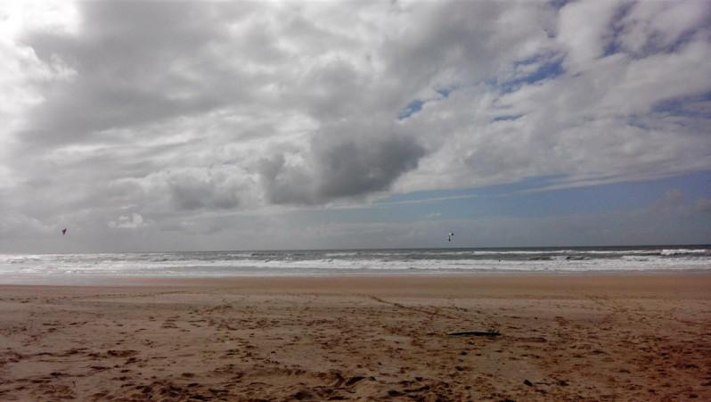 Wind report Le Porge - France (33) 2015-03-13 14:00:00