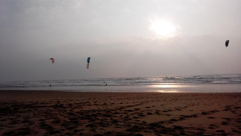 Wind report Le Porge - France (33) 2015-03-14 12:00:00