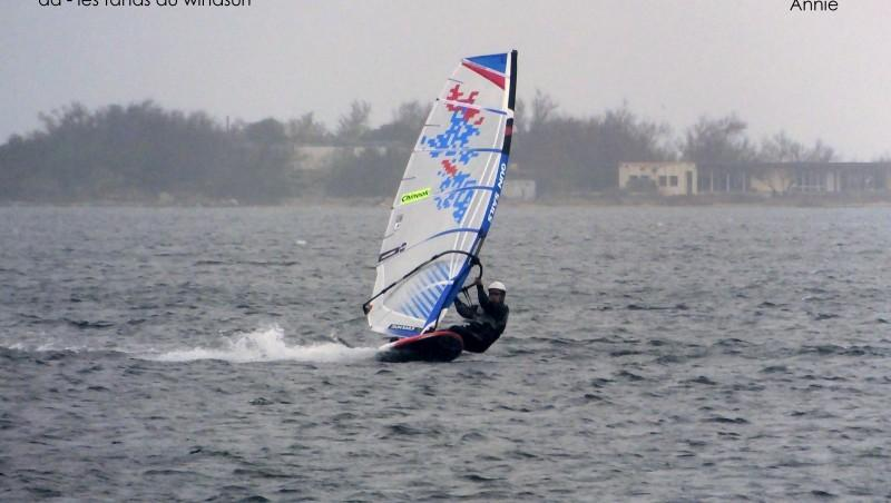 Wind report Le Barcarès - Cap Coudalère  - France (66) 2015-03-21 12:00:00