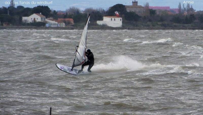 Wind report Le Barcarès - Cap Coudalère  - France (66) 2015-03-29 12:00:00