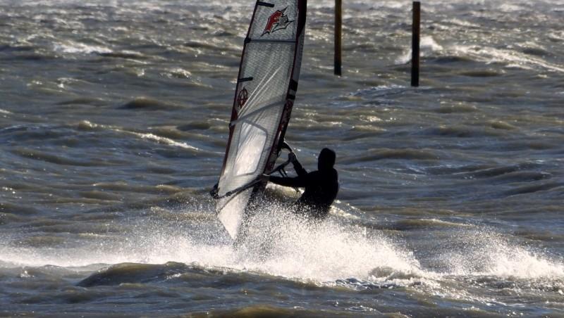 Wind report Le Barcarès - Cap Coudalère  - France (66) 2015-03-31 12:00:00
