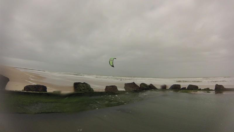 Wind report Soulac sur Mer - France (33) 2015-03-31 12:00:00