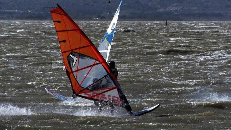Wind report Le Barcarès - Cap Coudalère  - France (66) 2015-04-01 12:00:00