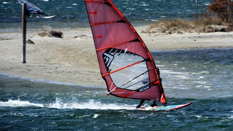 Wind report Leucate - La Franqui - France (11) 2015-04-02 12:00:00