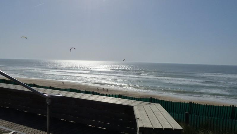 Wind report Contis Plage - France (40) 2015-04-12 18:00:00