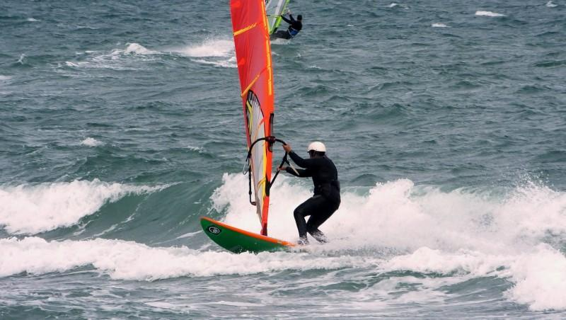 Wind report Saint-Cyprien - La Nord - France (66) 2015-04-22 12:00:00