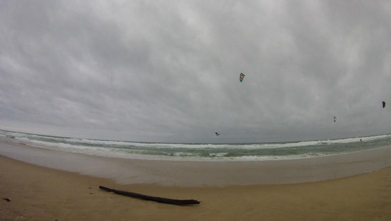 Wind report Le Porge - France (33) 2015-05-01 14:00:00