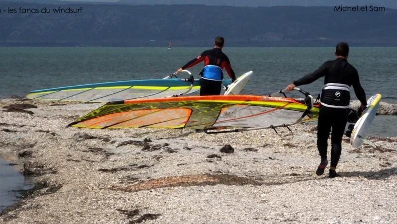 Wind report Le Barcarès - Cap Coudalère  - France (66) 2015-05-08 12:00:00