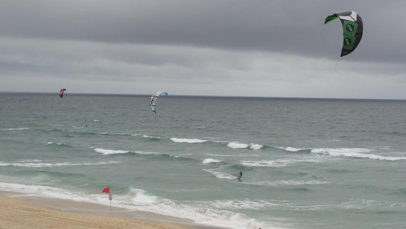 Wind report Biscarrosse Plage - France (40) 2015-05-14 15:00:00