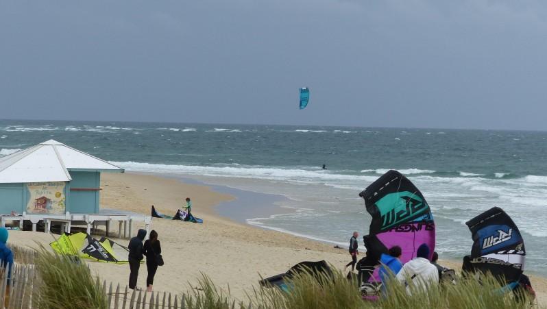 Wind report La Salie - France (33) 2015-05-14 15:00:00